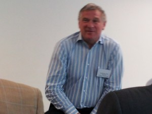 Neil McArthur MBE